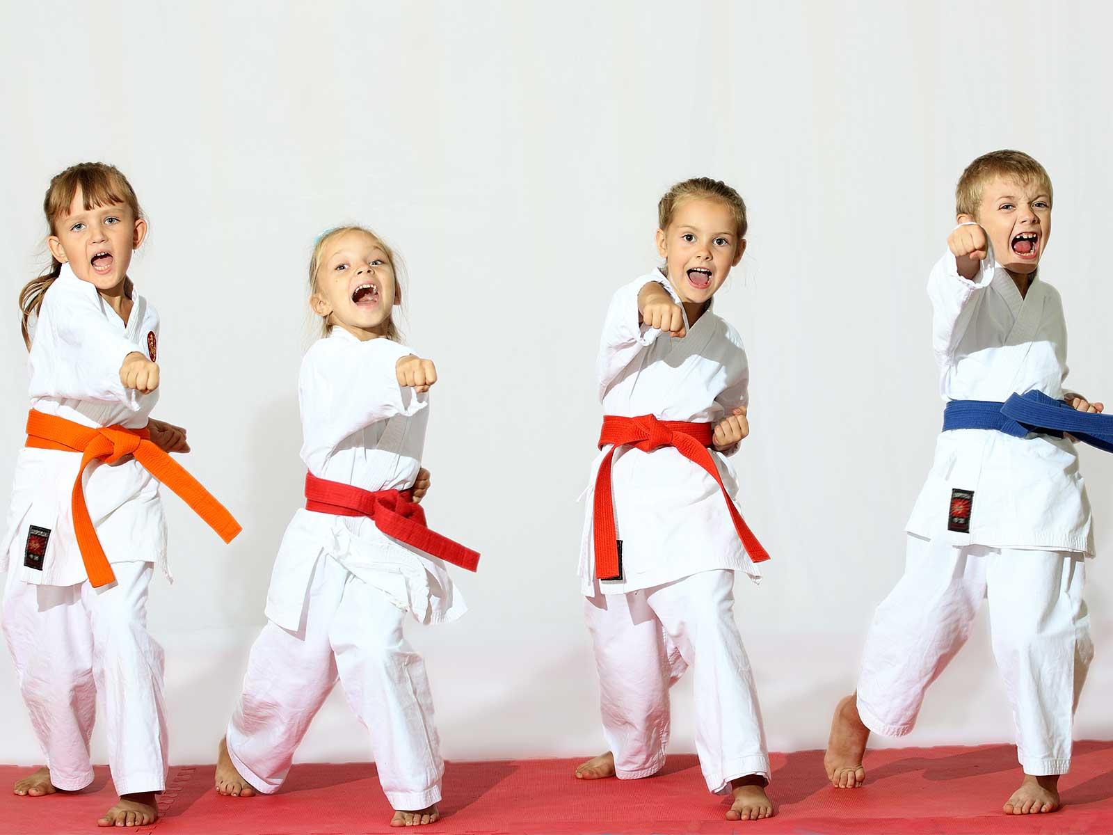 Combat Workout - An inspiration from Martial Art