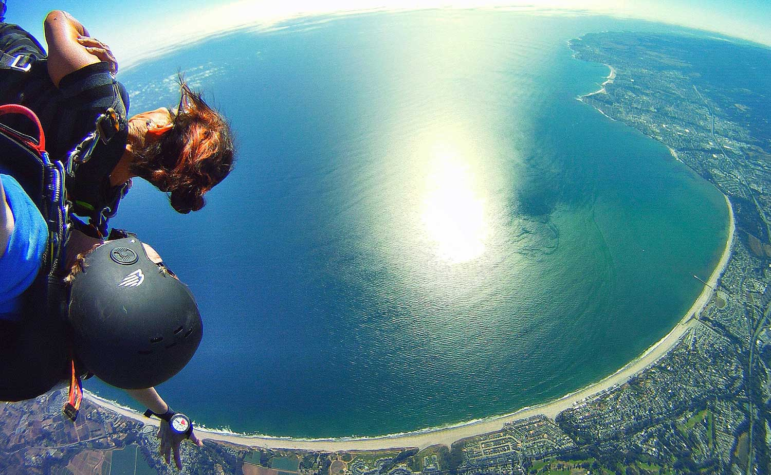 Conquer Your Fears With Skydiving