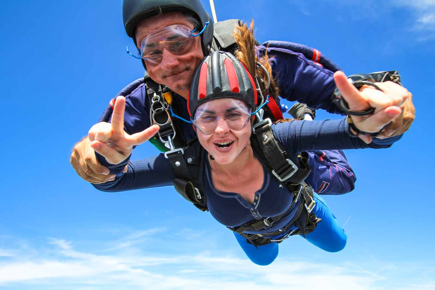 Factors to Consider While Choosing a Skydiving Club