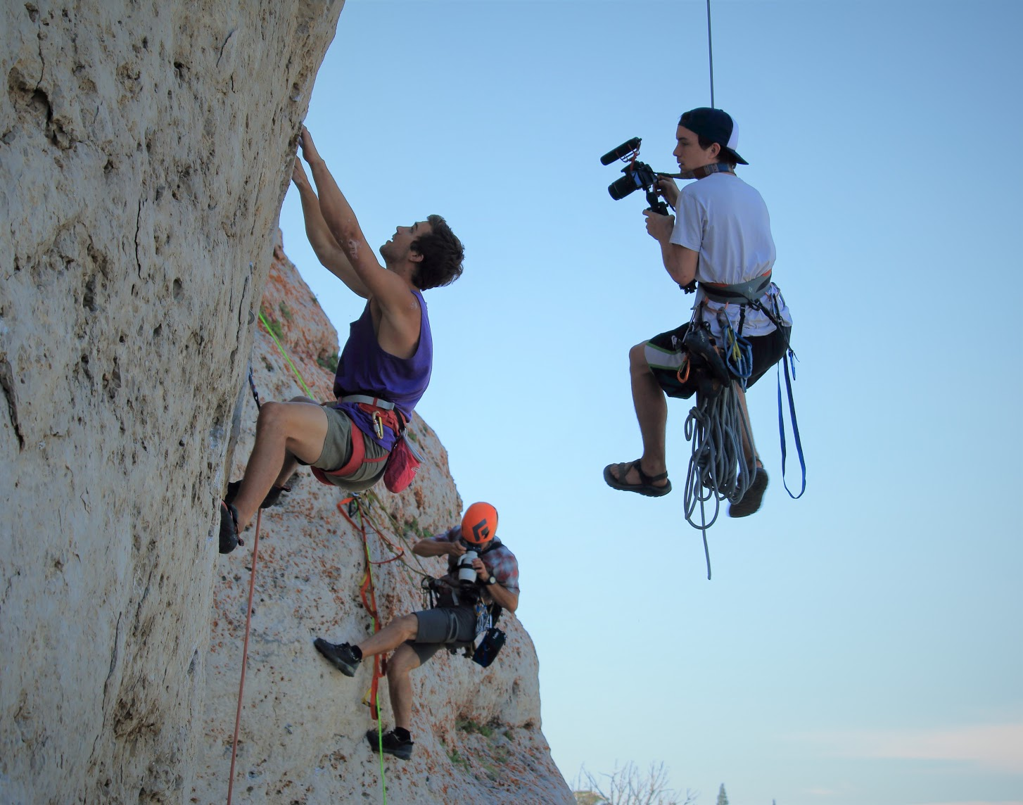 Learn The Basics And Have Some Fun With Rock Climbing