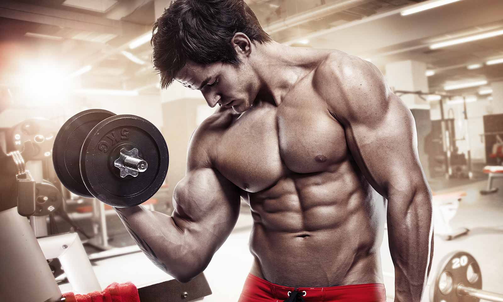 The Workout To Build Most Bigger Arms
